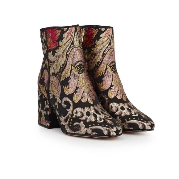ad3483f33070e6 NIB Sam Edelman Tate heeled ankle bootie